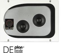 lb Lautsprecher - DE Plan 400 Inside