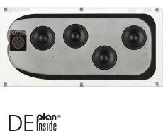 lb Lautsprecher - DE Plan 600 Inside