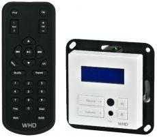 WHD - Unterputz RDS Radio