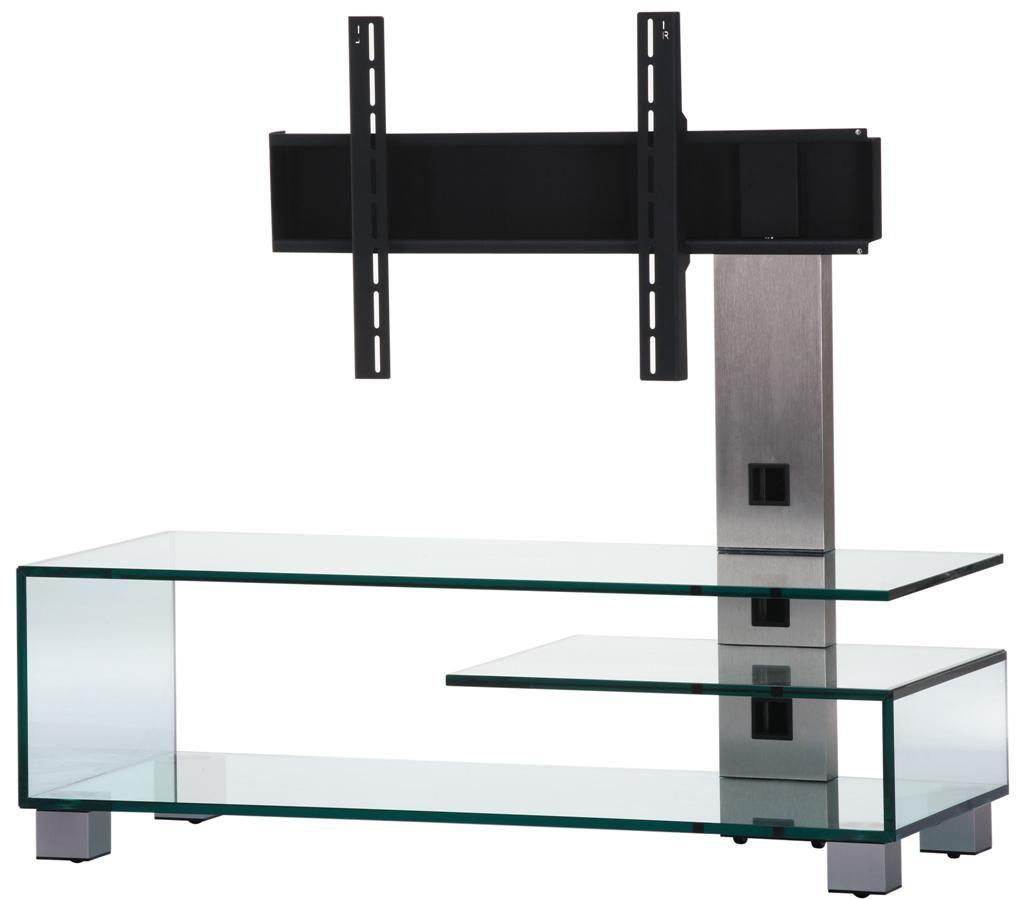 sonorous n 200 c inx tv hifi rack aus glas. Black Bedroom Furniture Sets. Home Design Ideas