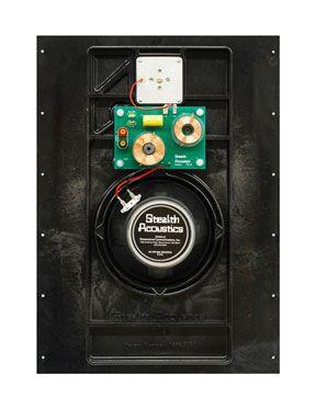 Stealth Acoustics - LR8 G unsichtbarer Lautsprecher