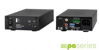 lb lautsprecher - PA 250 SD kompakter Verstärker