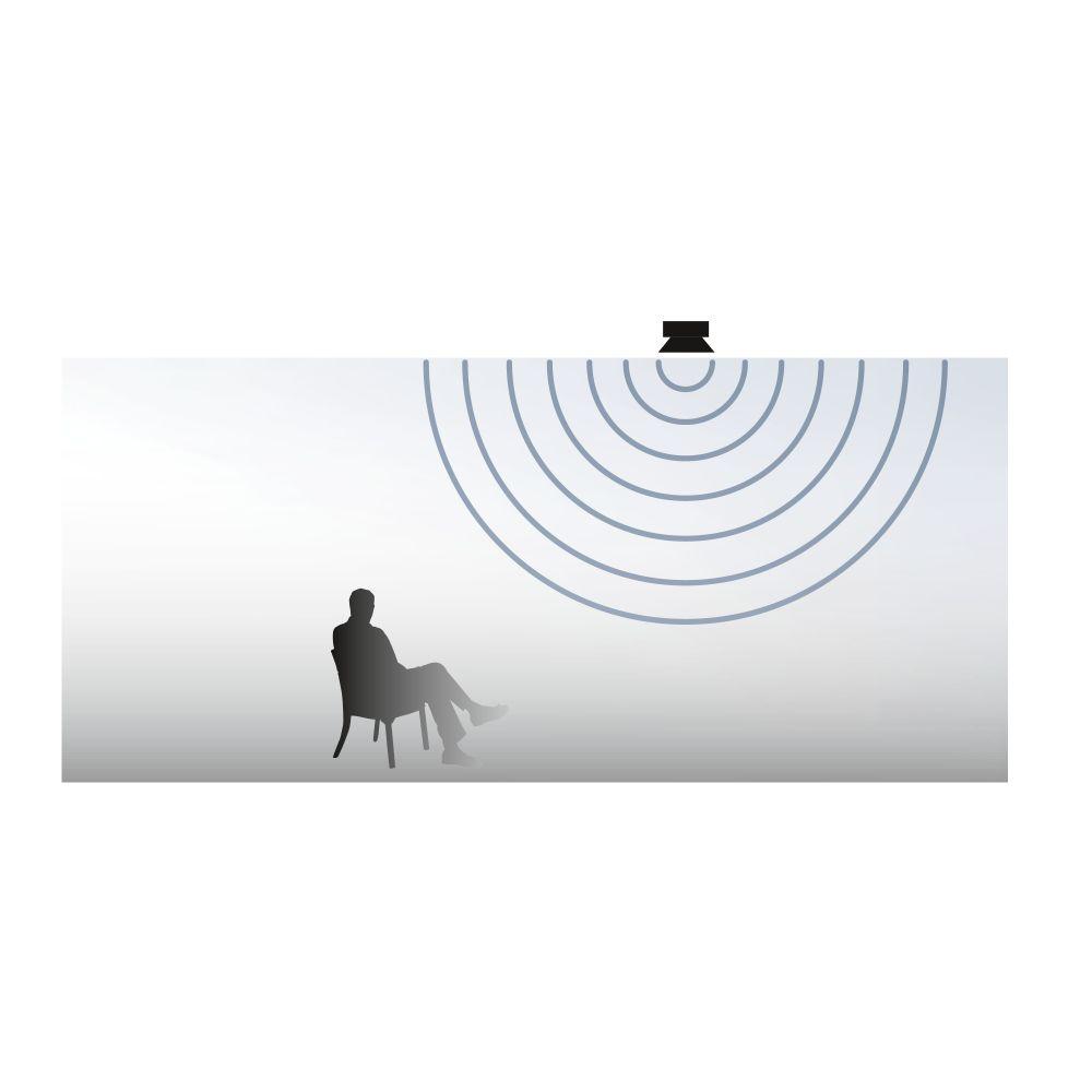 lb Lautsprecher - DE 140 Polar Deckenlautsprecher 180°
