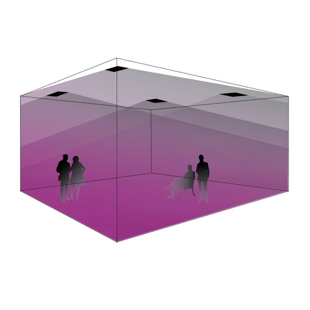 lb Lautsprecher - DE Plan 600 unsichtbarer Einbaulautsprecher