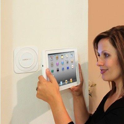 iPort - LaunchPort WallStation, Wandladestation fürs iPad