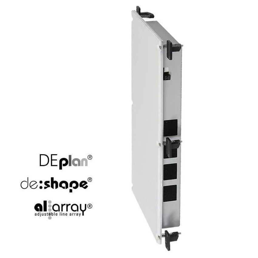 lb Lautsprecher - DE Plan 600 AlArray unsichtbarer Lautsprecher