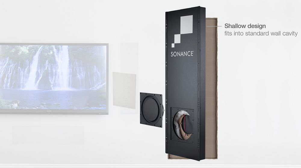 Sonance - Reference R10 Sub Heimkinosubwoofer