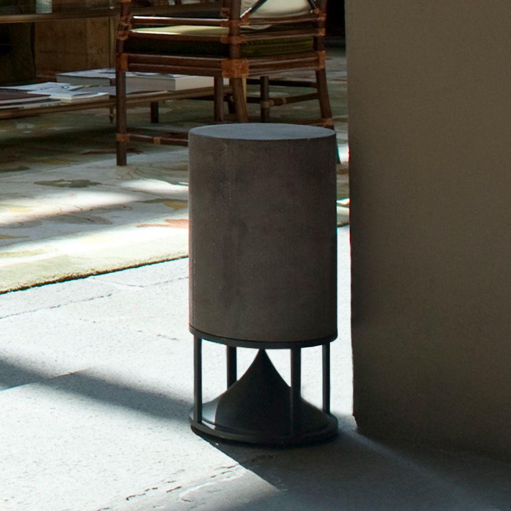 Architettura Sonora - Cylinder Medium wetterfester Säulenlautsprecher