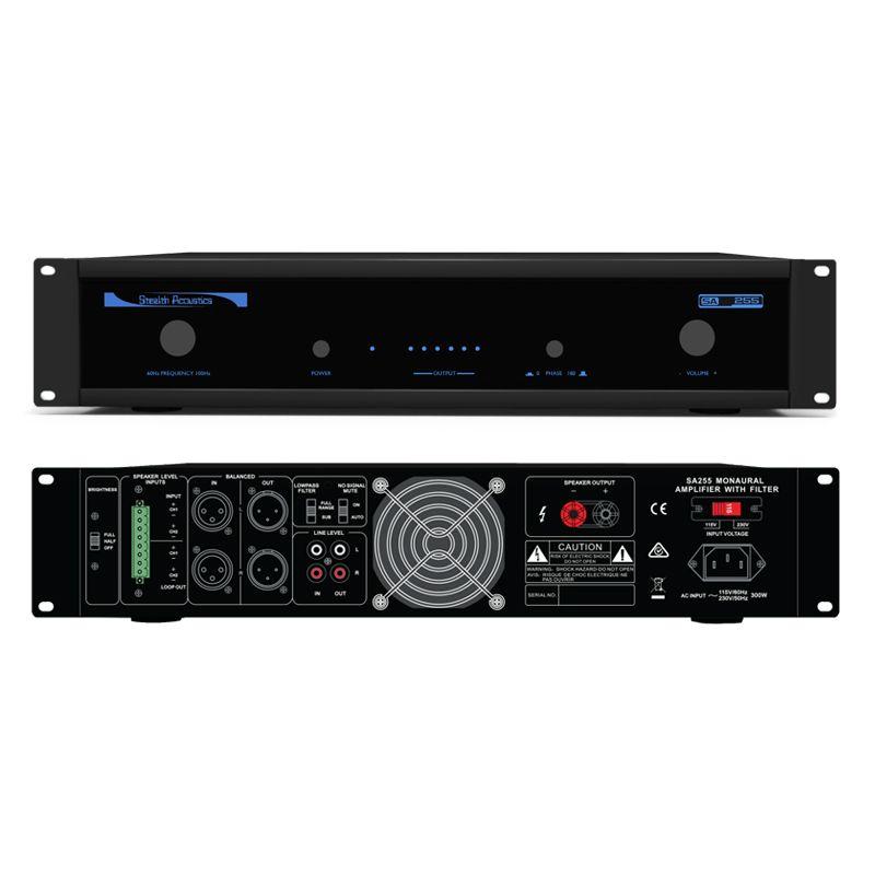 Stealth Acoustics - SA 255 Subwoofer Verstärker