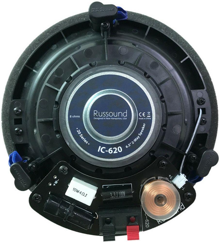 Russound - IC-620 Wand- und Deckeneinbaulautsprecher