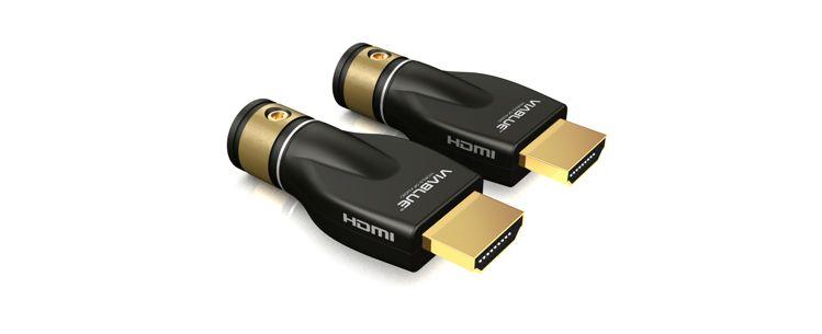 ViaBlue - S-920 Silver HDMI-Kabel 2.0b