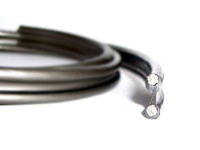 Goldkabel - Solid 2,50mm² Lautsprecherkabel
